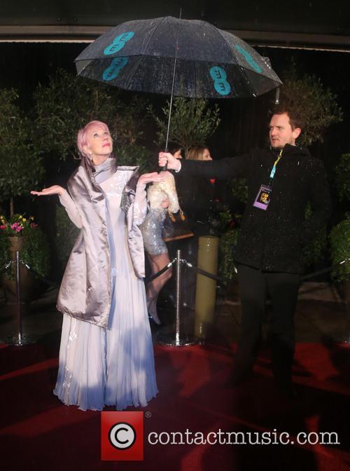 Dame Helen Mirren and British Academy Film Awards 5