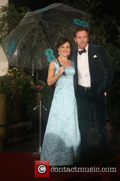 Damian Lewis, Helen Mccrory and British Academy Film Awards 4