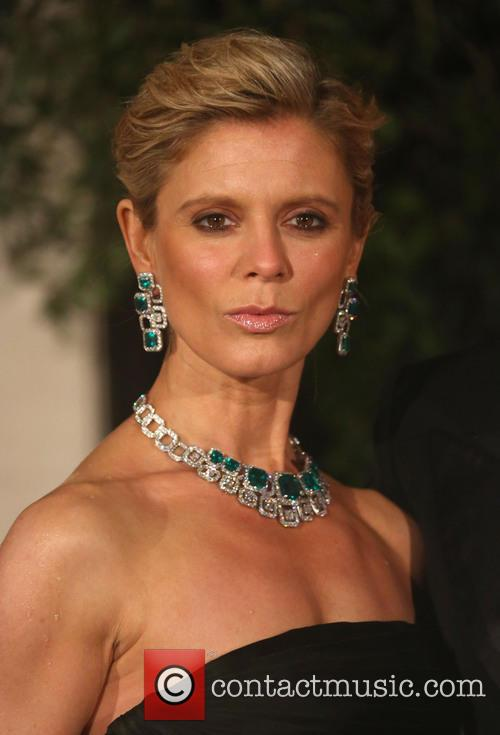 Emilia Fox and British Academy Film Awards 6