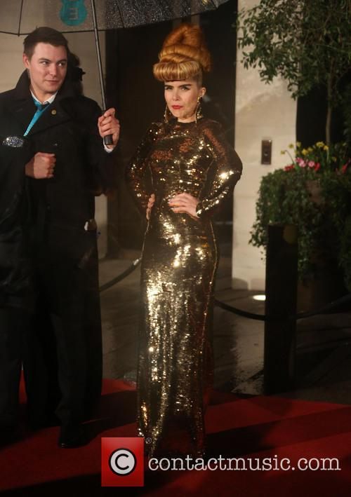 Paloma Faith and British Academy Film Awards 3