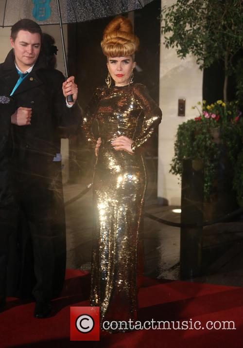 Paloma Faith and British Academy Film Awards 4