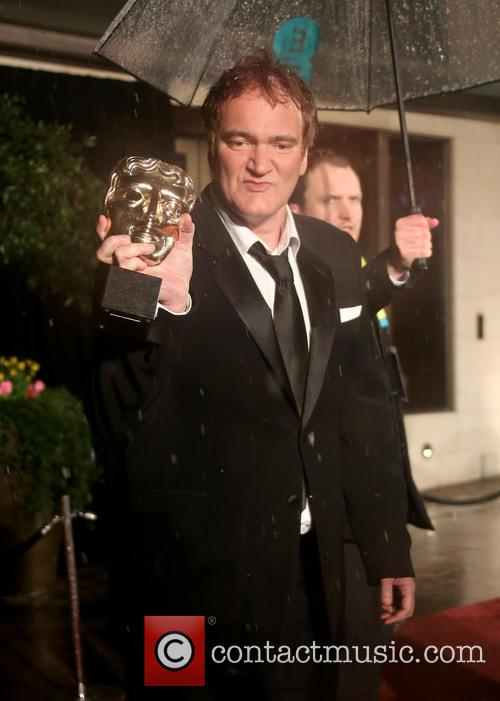Quentin Tarantino and British Academy Film Awards 5