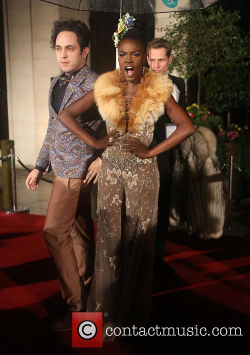Shingai Shoniwa, Noisettes and British Academy Film Awards 7