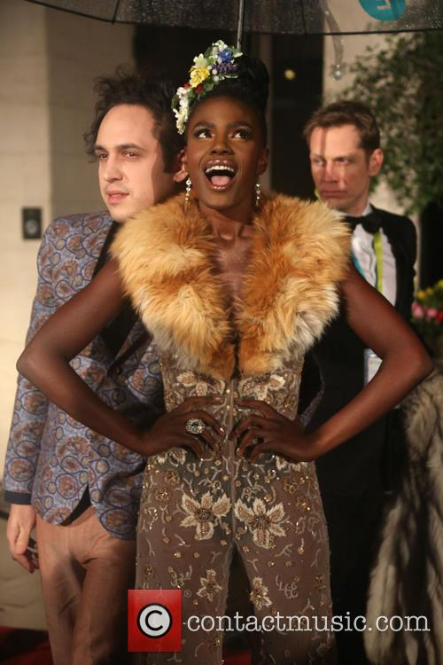 Shingai Shoniwa, Noisettes and British Academy Film Awards 6