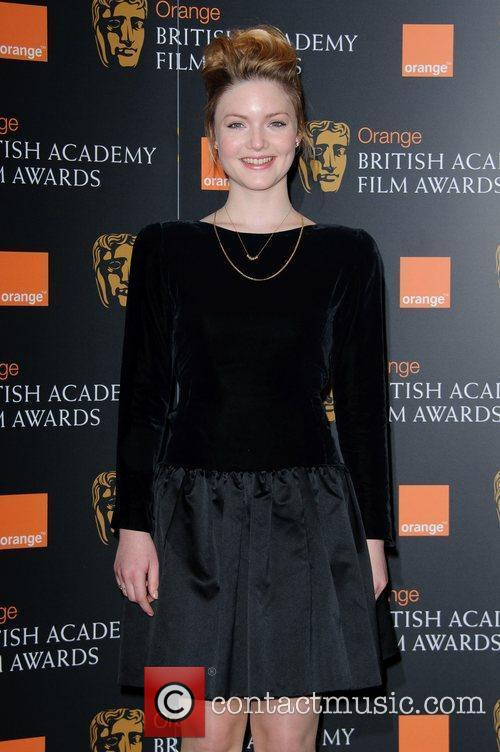 holliday grainger 2012 orange british academy film 3688419