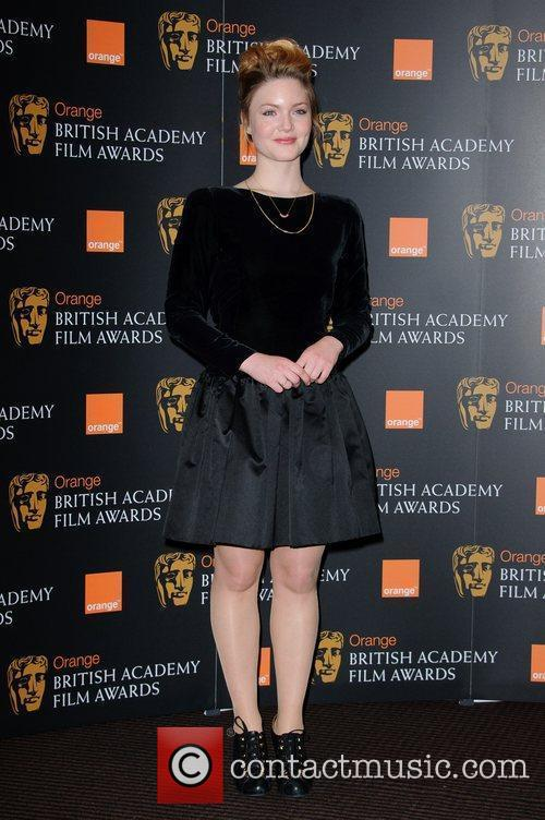 Holliday Grainger and Bafta 7