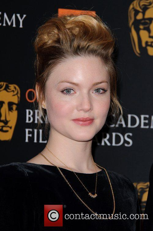 Holliday Grainger and Bafta 9