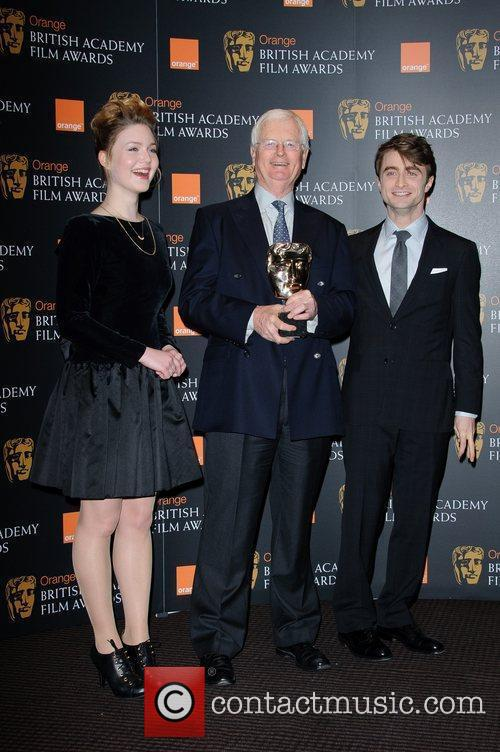 Holliday Grainger, Daniel Radcliffe and Bafta 2