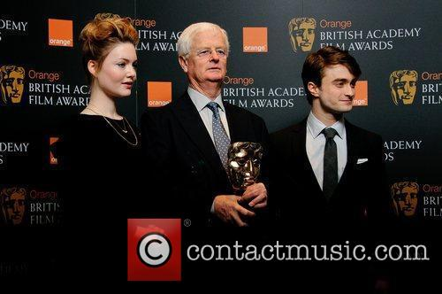 Holliday Grainger, Daniel Radcliffe and Bafta 3