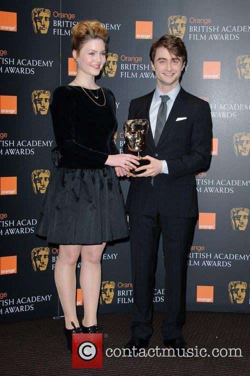 Holliday Grainger, Daniel Radcliffe and Bafta 4