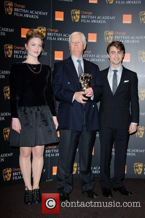 Holliday Grainger, Daniel Radcliffe and Bafta 5