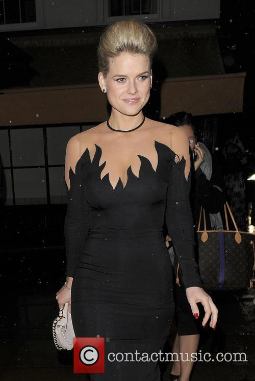 alice eve the weinstein company post bafta party 20124004