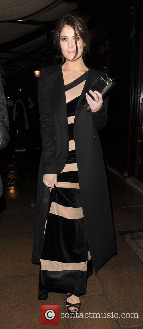 gemma arterton the weinstein company post bafta party 20124003