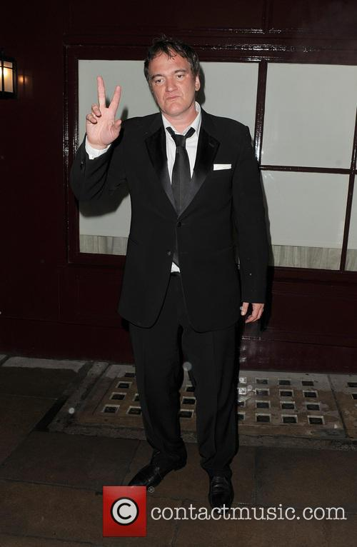 quentin tarantino the weinstein company post bafta party 20123981
