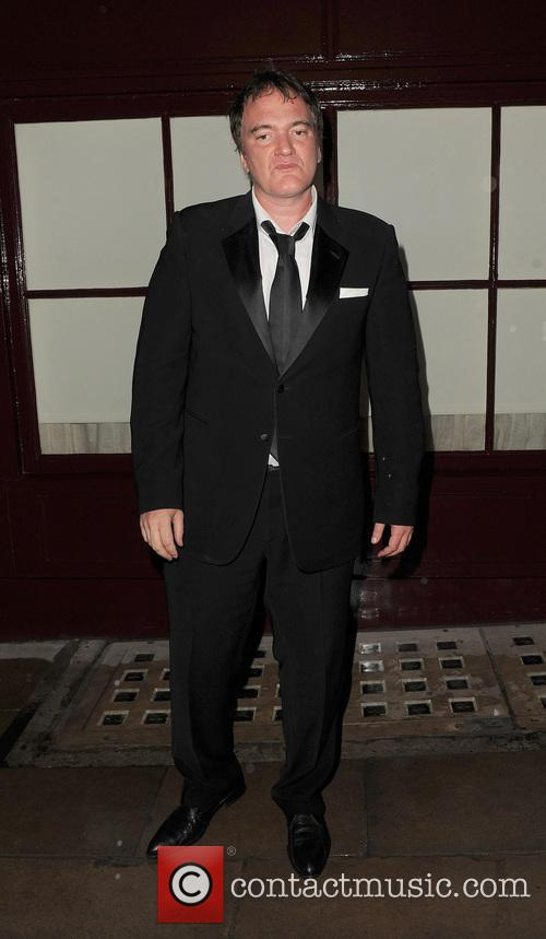 quentin tarantino the weinstein company post bafta party 20123984