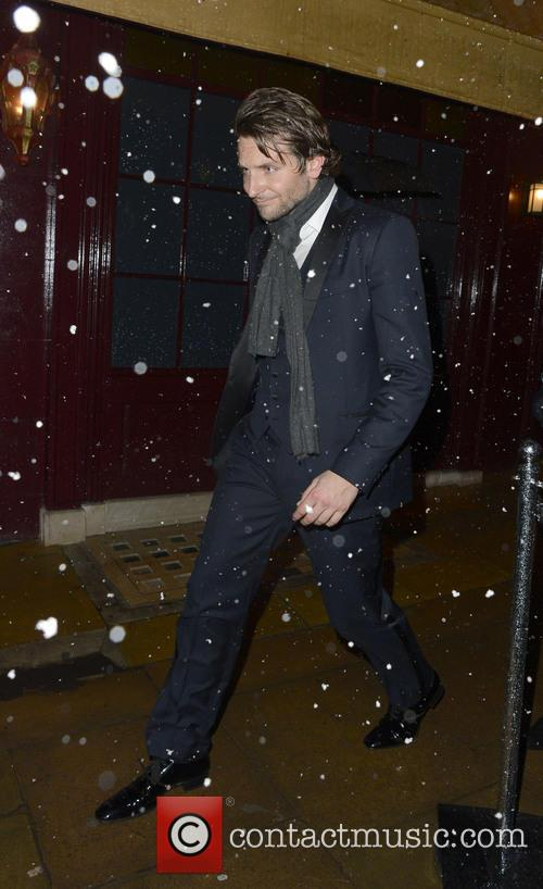 Bradley Cooper The Weinstein Company Post-BAFTA Party at...