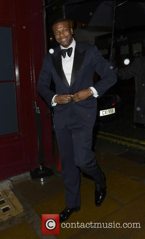 Chris Tucker The Weinstein Company Post-BAFTA Party at...
