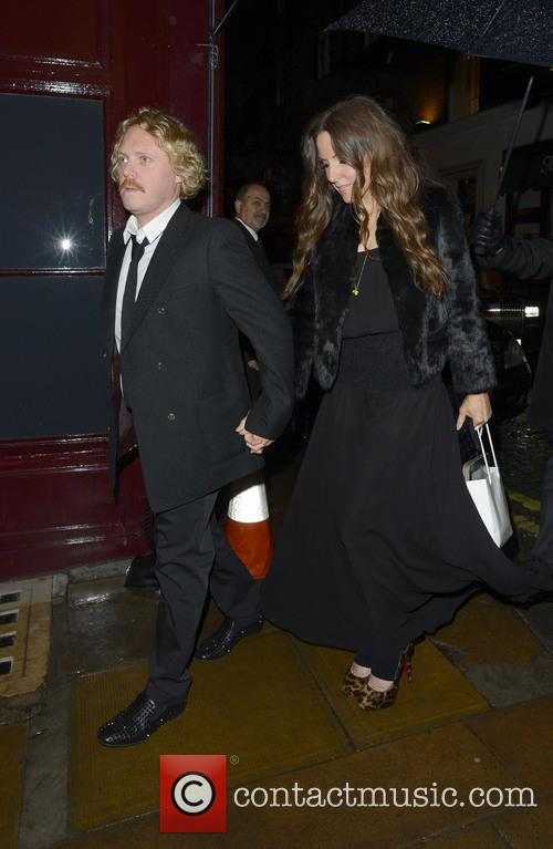 Leigh Francis The Weinstein Company Post-BAFTA Party at...