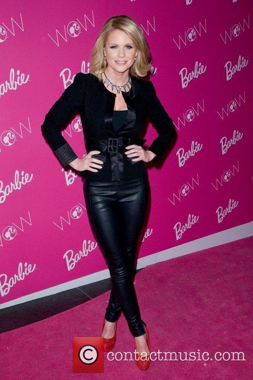 Barbie: The Dream Closet event during Mercedes-Benz Fashion...