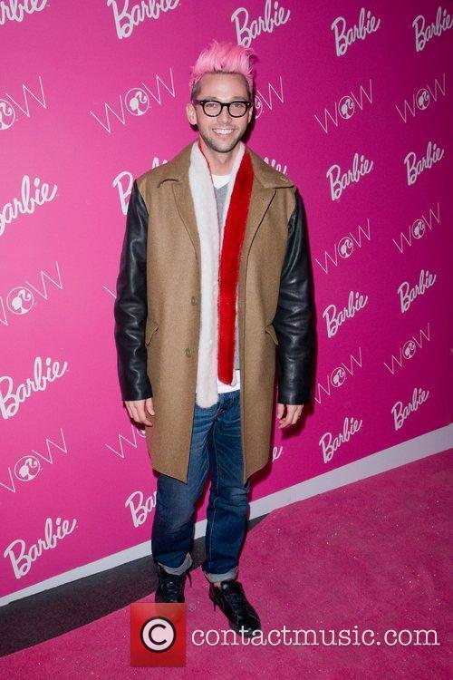 Chris Benz Barbie: The Dream Closet event during...