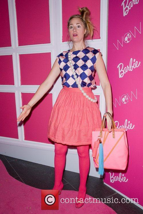 Guest Barbie: The Dream Closet event during Mercedes-Benz...