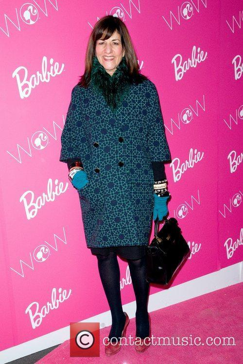 Kay Unger Barbie: The Dream Closet event during...