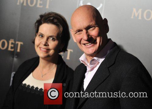 Duncan Goodhew and wife Anne Barclays ATP World...