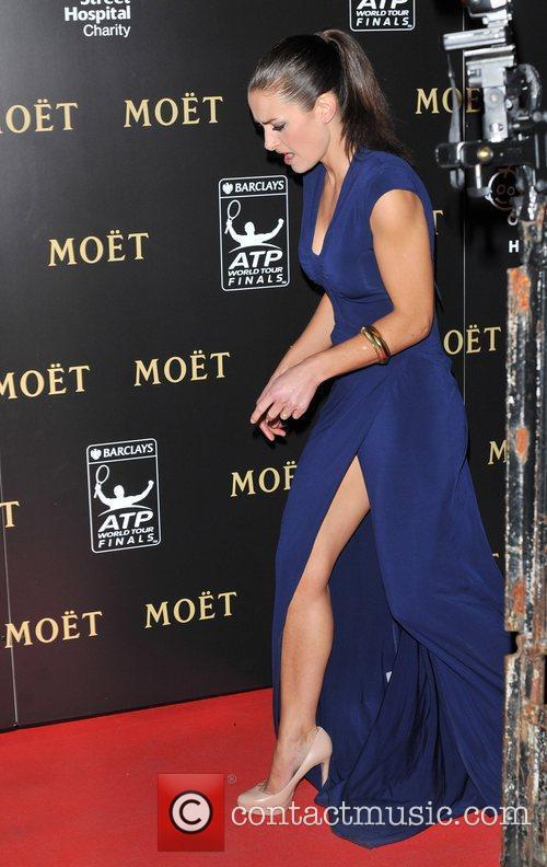 Kirsty Gallacher Barclays ATP World Tour Finals Gala...