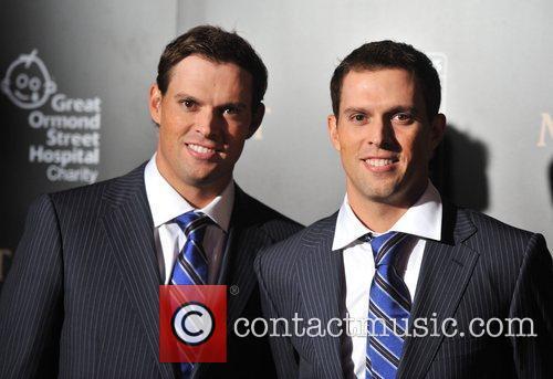 Bob and Mike Bryan Barclays ATP World Tour...