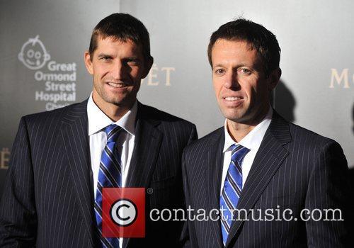 Max Mirnyi and Daniel Nestor Barclays ATP World...