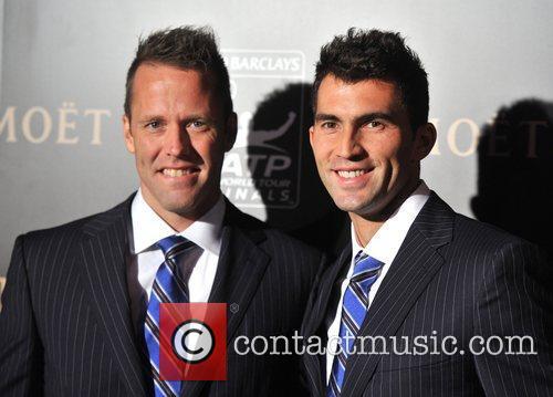 Robert Lindstedt and Horia Tecau Barclays ATP World...