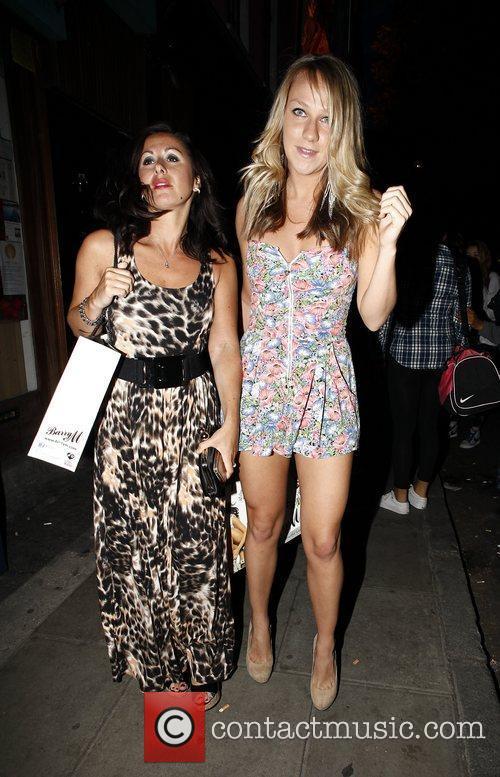 Chloe Madeley and Hayley Tamaddon 2