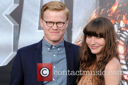 Jesse Plemons Battleship premiere at the NOKIA Theatre...