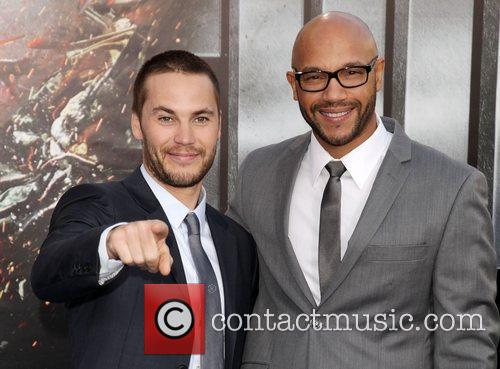 Taylor Kitsch and Stephen Bishop 5