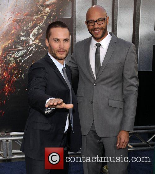Taylor Kitsch and Stephen Bishop 6