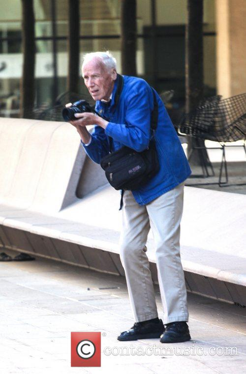 New York Times Photographer Bill Cunningham out and...
