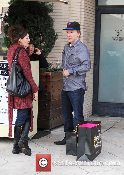 Bill Maher, Christmas and Barney's New York 6