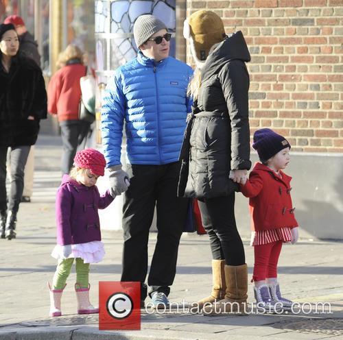 Matthew Broderick, Marion Broderick and Tabitha Broderick 3
