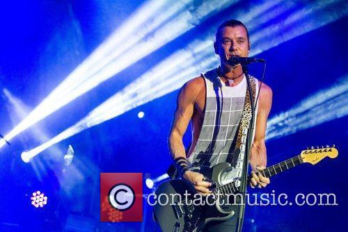 Gavin Rossdale and Coliseu Dos Recreios 10