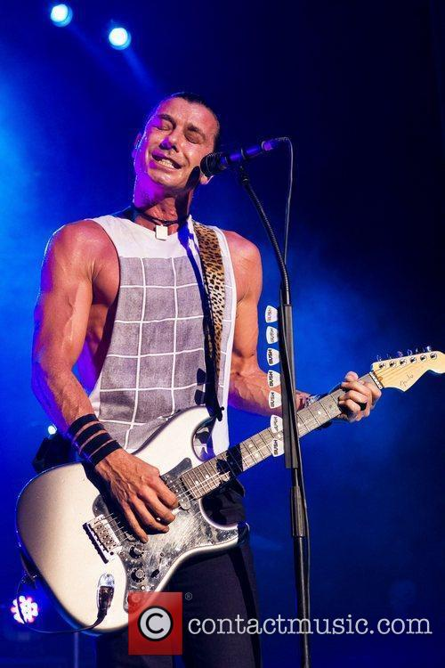 Gavin Rossdale and Coliseu Dos Recreios 14