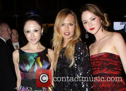 Stacey Bendet, Devon Aoki, Rachel Zoe and Cfda Fashion Awards
