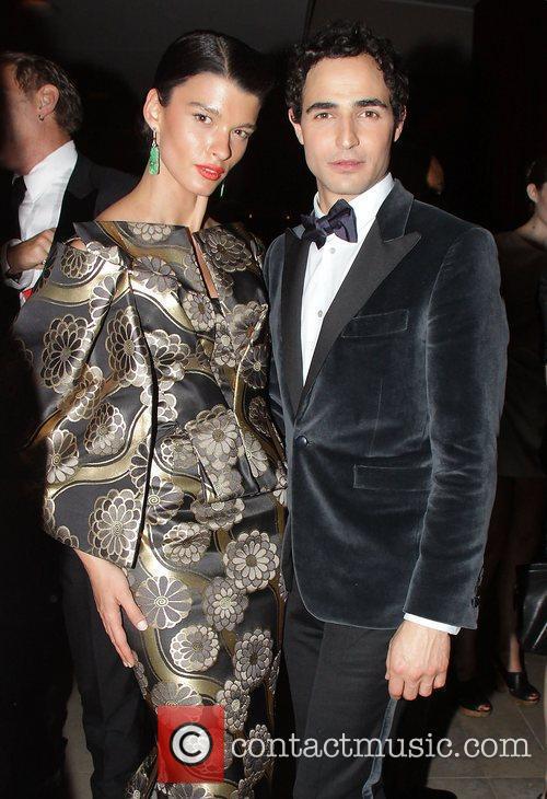 Zac Posen and Cfda Fashion Awards 3