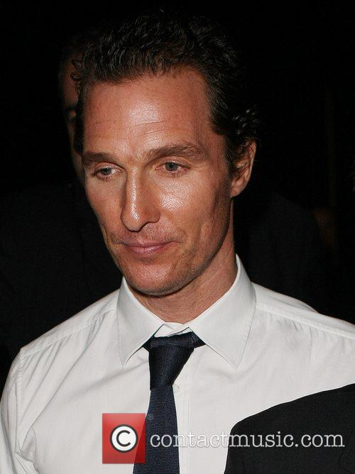 Matthew Mcconaughey and Cannes Film Festival 3