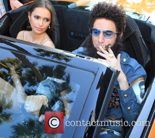 Sacha Baron Cohen and Cannes Film Festival 3