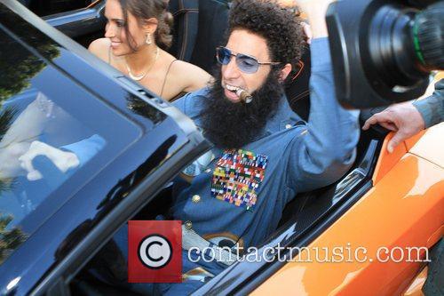 Sacha Baron Cohen and Cannes Film Festival 4