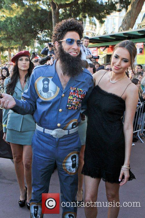 Sacha Baron Cohen and Cannes Film Festival 5