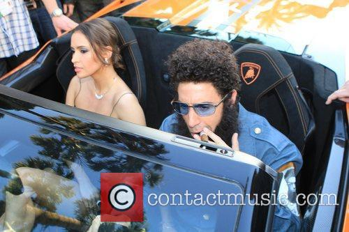 Sacha Baron Cohen and Cannes Film Festival 8