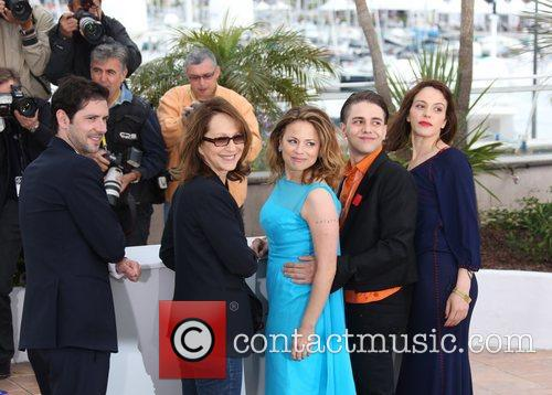 Melvil Poupaud, Nathalie Baye, Xavier and Cannes Film Festival 2
