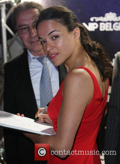 Michelle Rodriguez and Cannes Film Festival 4