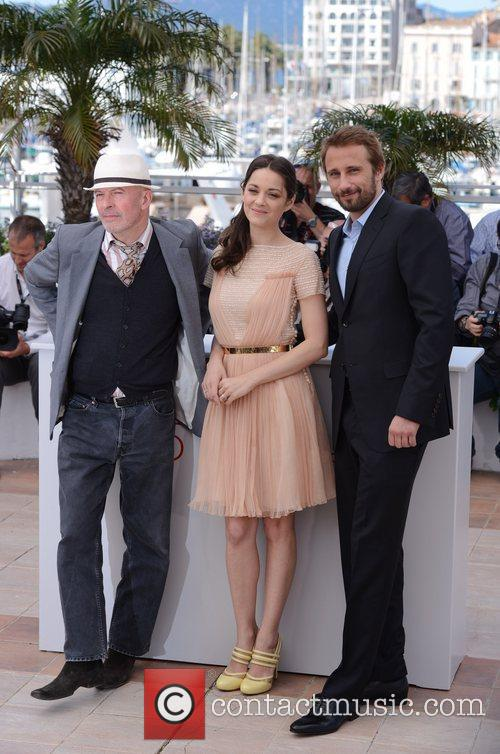 Jacques Audiard, Marion Cotillard and Cannes Film Festival 11